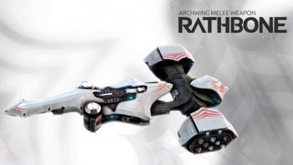 Warframe - Archwing Reinforcments: Rathbone