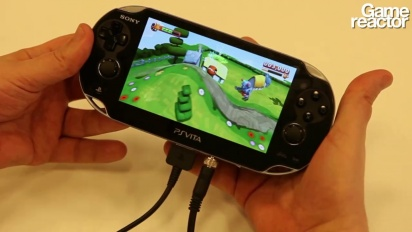 PS Vita: Little Deviants