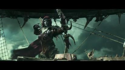 WoW: Legion Cinematic trailer