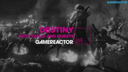 GR Live sjekker ut Destinys apriloppdatering