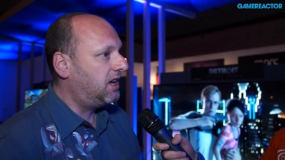 E3 2017: David Cage om Detroit: Become Human