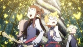 Little Witch Academia: Chamber of Time - Story Trailer