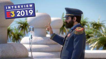 Tropico 6 - Mark Mussler Interview