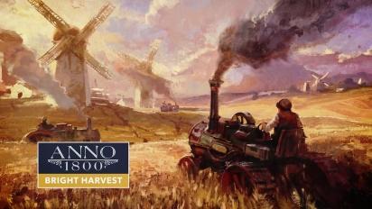 Anno 1800 - Season 2 Pass Trailer