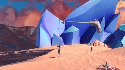 Paper Beast - PC Release Trailer