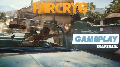 Far Cry 6 - Traversing Yara - Gameplay