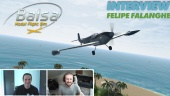 Balsa Model Flight Simulator - Felipe Falanghe Interview