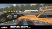 Grid 2 - Free Demo Derby DLC Trailer