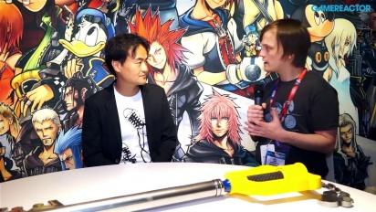 E3 2014: Kingdom Hearts-intervju