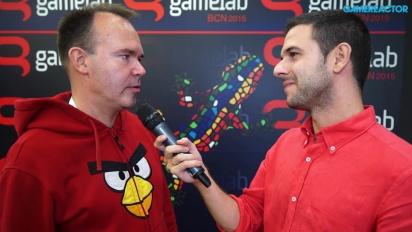 Angry Birds 2-intervju