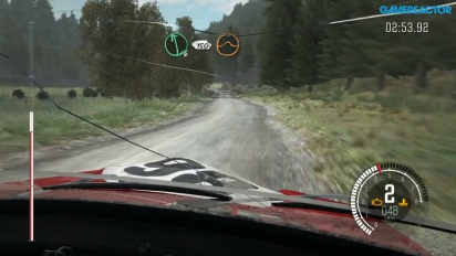 Gameplay: Dirt Rally - Dyffryn Afon Event
