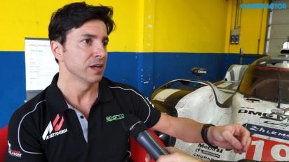 Assetto Corsa: Porsche Pack - Marco Massaruto-intervju