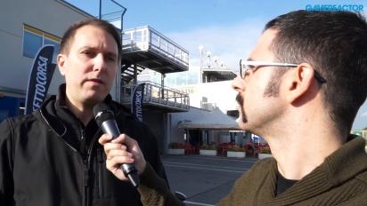 Assetto Corsa - Sebastian Hornung Porsche-intervju