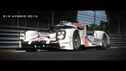 Assetto Corsa - Porsche Pack 2 Trailer