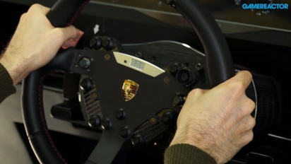 Assetto Corsa: Porsche Pack - Thomas Jackermeier Fanatec-intervju