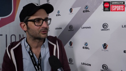 Six Invitational 2018 - Alexandre Remy Interview