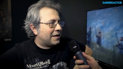 Mount & Blade II: Bannerlord - Armağan Yavuz Interview