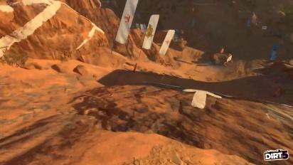 Dirt 5 - Path Finder-gameplay