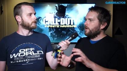 Sjefprodusenten om CoD: Infinite Warfare-flerspilleren