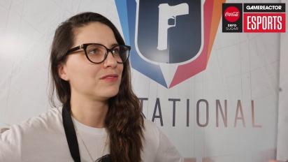 Six Invitational 2018 - Laure Guilbert Interview