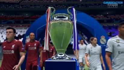 FIFA 19 - Champions League-finalen