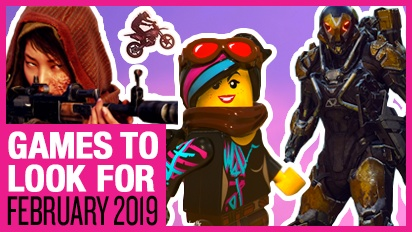 Games to Look For - Februar 2019