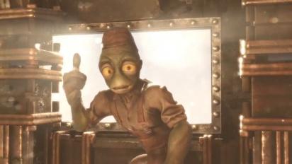 Oddworld: Soulstorm - a Glimpse of a Cinematic