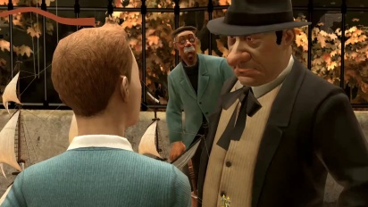 The Adventures of Tintin - E3 2011 trailer