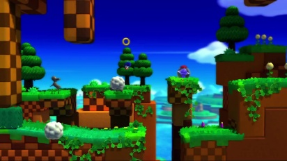Sonic Lost World - Color Powers Trailer