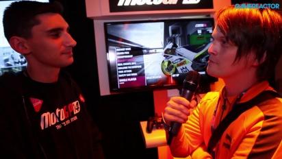 E3 2014: MotoGP 14-intervju