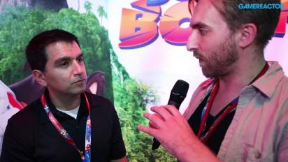 E3 2014: Sonic Boom-intervju