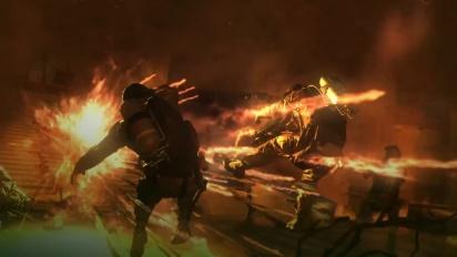 Metal Gear Solid V: The Phantom Pain - Gamescom Trailer
