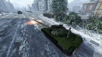 Armored Warfare - Ammo Types Dev Diary