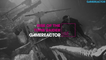 To timer med Rise of the Tomb Raider