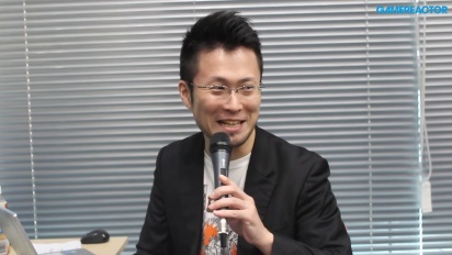Digimon World: Next Order - Kazumasa Habu-intervju