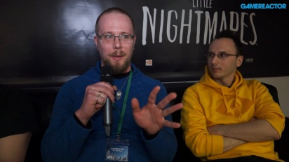 - Little Nightmares varer i fem til åtte timer