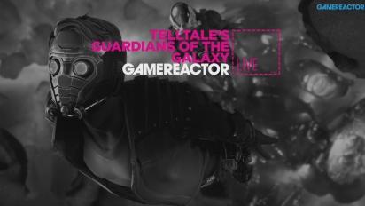 Se første episode av Guardians of the Galaxy