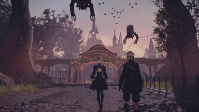 Nier: Automata - Become as Gods Edition E3 Trailer