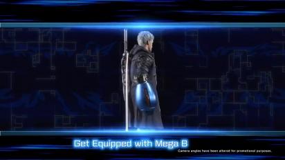 Devil May Cry 5 - Mega Buster Trailer
