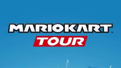 Mario Kart Tour - Release Date Trailer