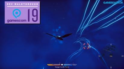 The Falconeer - Gamescom Interview and Walkthrough
