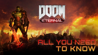 DOOM Eternal - Alt du trenger å vite