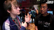 E3 12: Harry Potter for Kinect - Interview