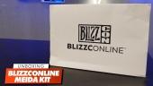 BlizzConline Media Kit - Unboxing