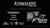 Ashwalkers: A Survival Journey - Switch Announcement Trailer