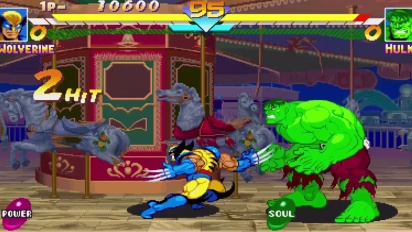 Marvel vs. Capcom Origins - Launch Trailer