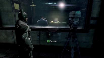 Batman: Arkham Origins - Gameplay Walkthrough
