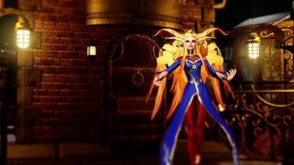 Infinite Crisis - Arcane Supergirl Trailer