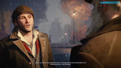 Gameplay: Assassin's Creed: Syndicate - Lambeth Asylum med Jacob på PS4