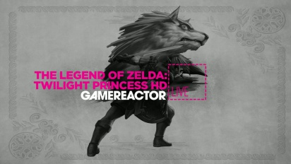 To timer med The Legend of Zelda: Twilight Princess HD